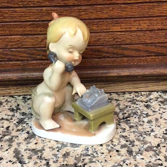 Rare Vintage Betsy Bell marketing figurine